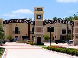 Vintage Park shopping plaza