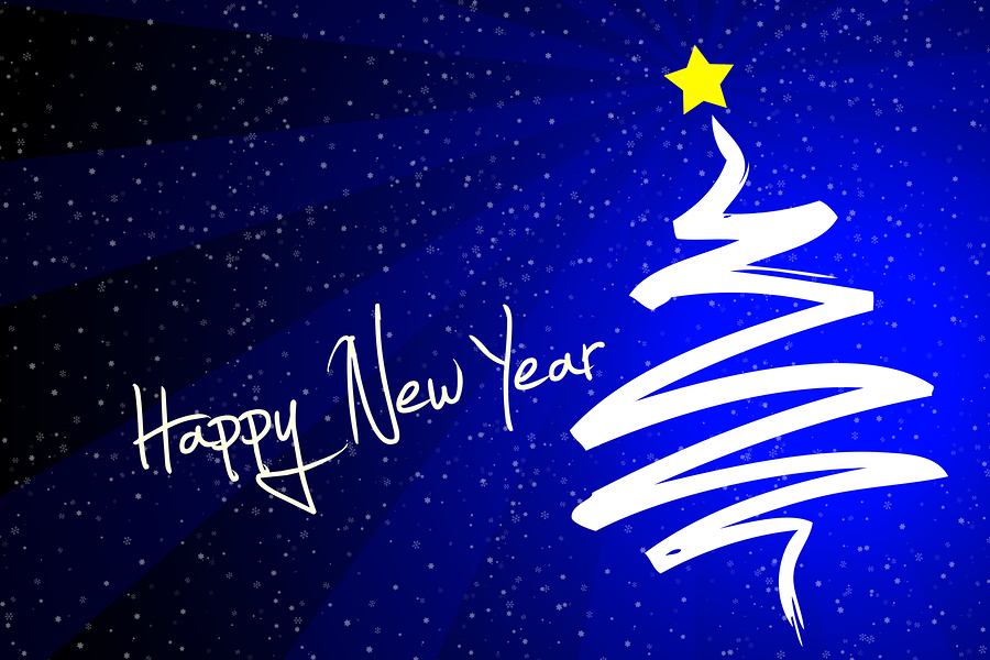 happy new year to all my family and friends