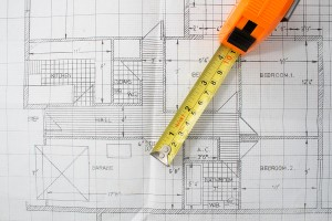 measuring homes square footage