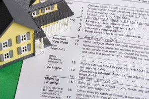 Tax deductions on a home