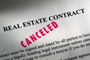 canceled-spring-texas-real-estate-contract