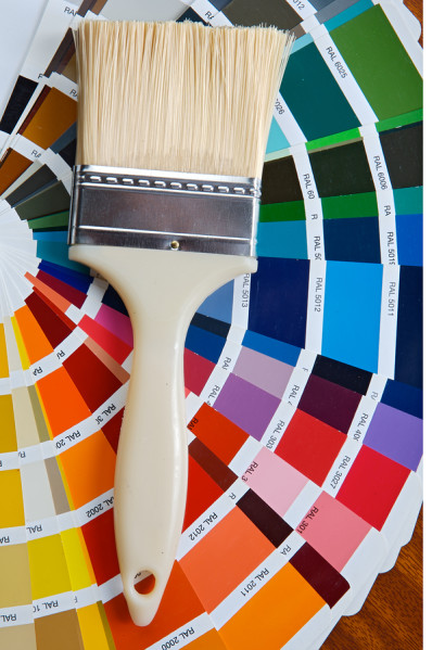 best colors for the Spring Texas real estate market