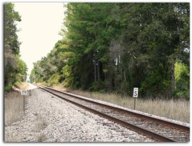 bnsf railroad by Gleannloch Farms
