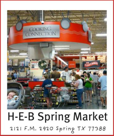 HEB FM 2920 Spring Cypress Spring TX