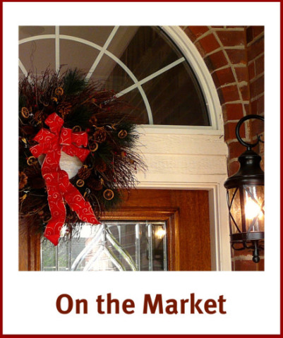 Spring Texas homes on the market during the Holidays