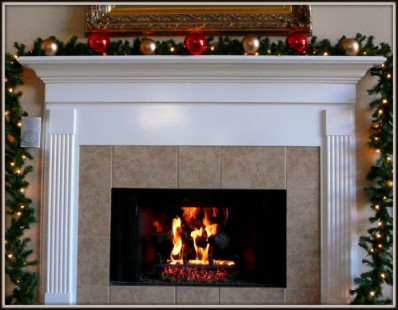 fireplaces in spring texas homes