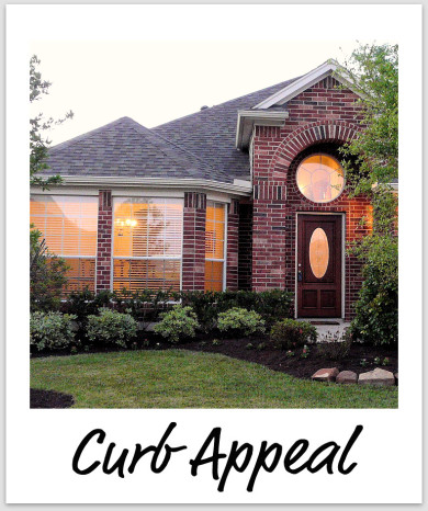Spring Texas houses with curb appeal