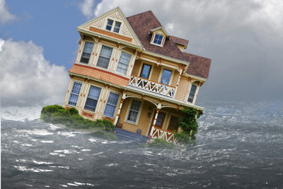 flood insurance on Spring Texas homes in 100 year flood zone
