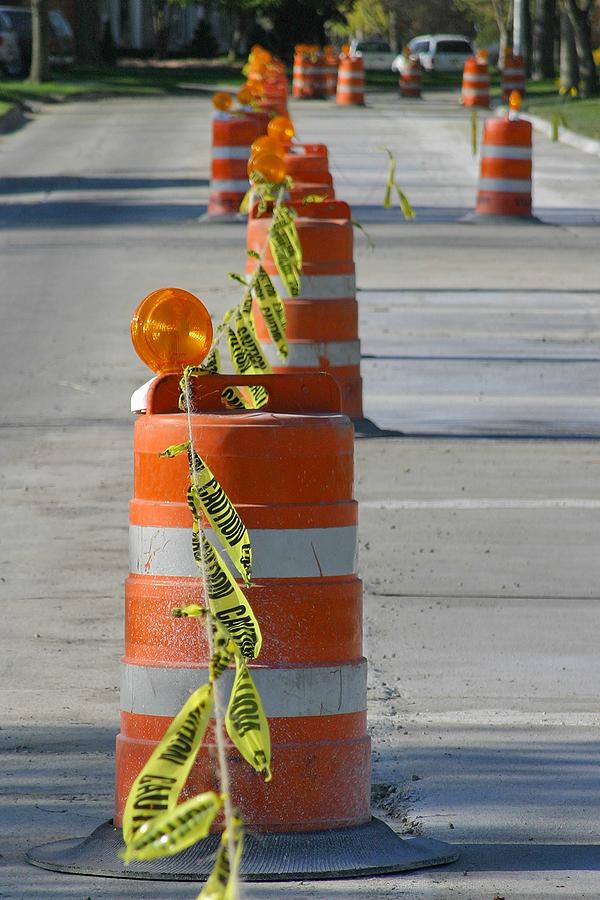 spring texas road construction