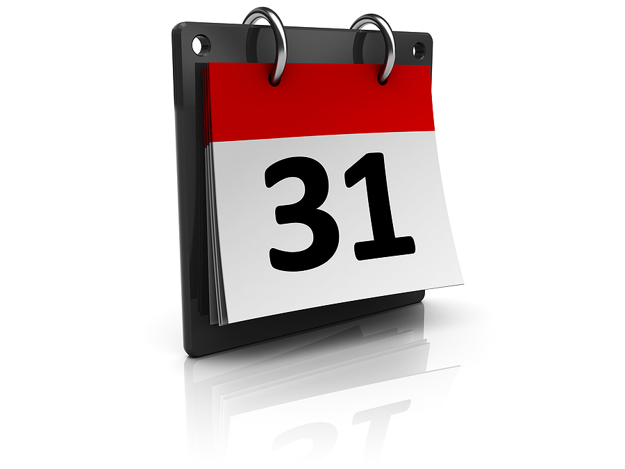Calendar Year End : Why do most closings occur at the end of month