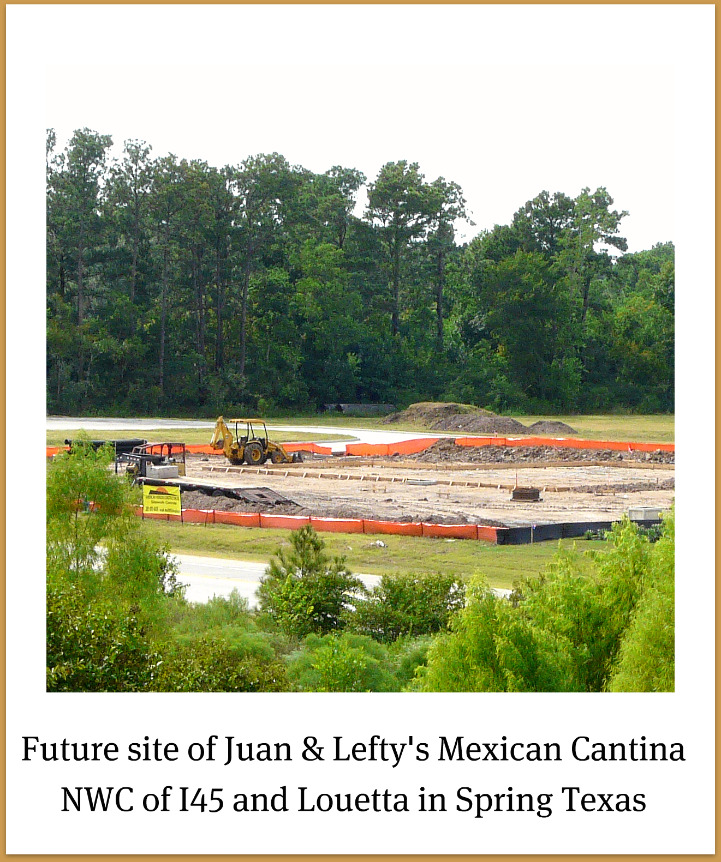 Juan & Lefty's NWC I45 and Louetta Spring TX