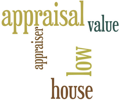 low appraisals of Spring Texas houses