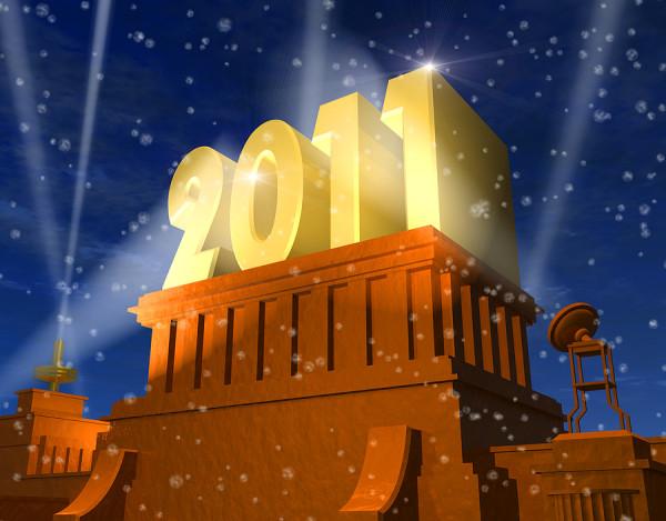 new year celebration 2011