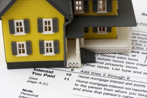 mortgage interest deduction for owning a Spring Texas home