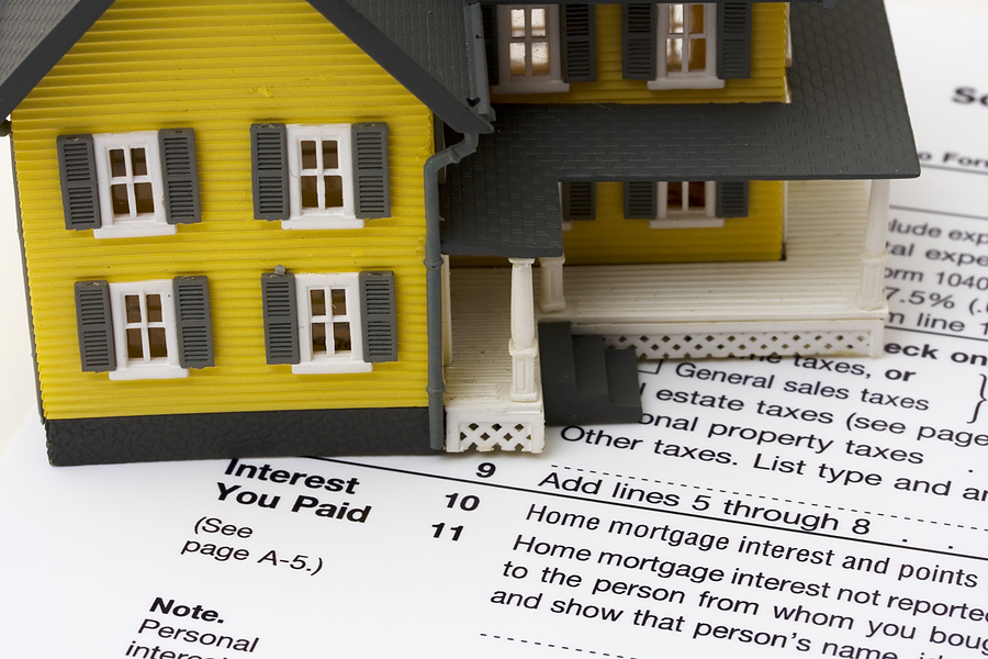 Texas Deduct Property Taxes