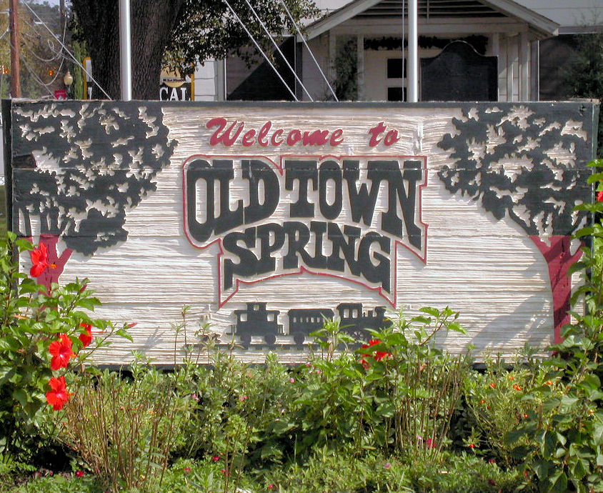 Old Town Spring Hosts Art And Wine Festival