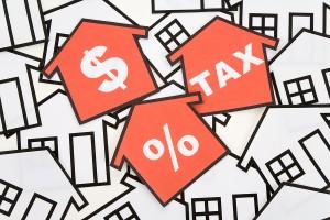 Spring Texas property taxes