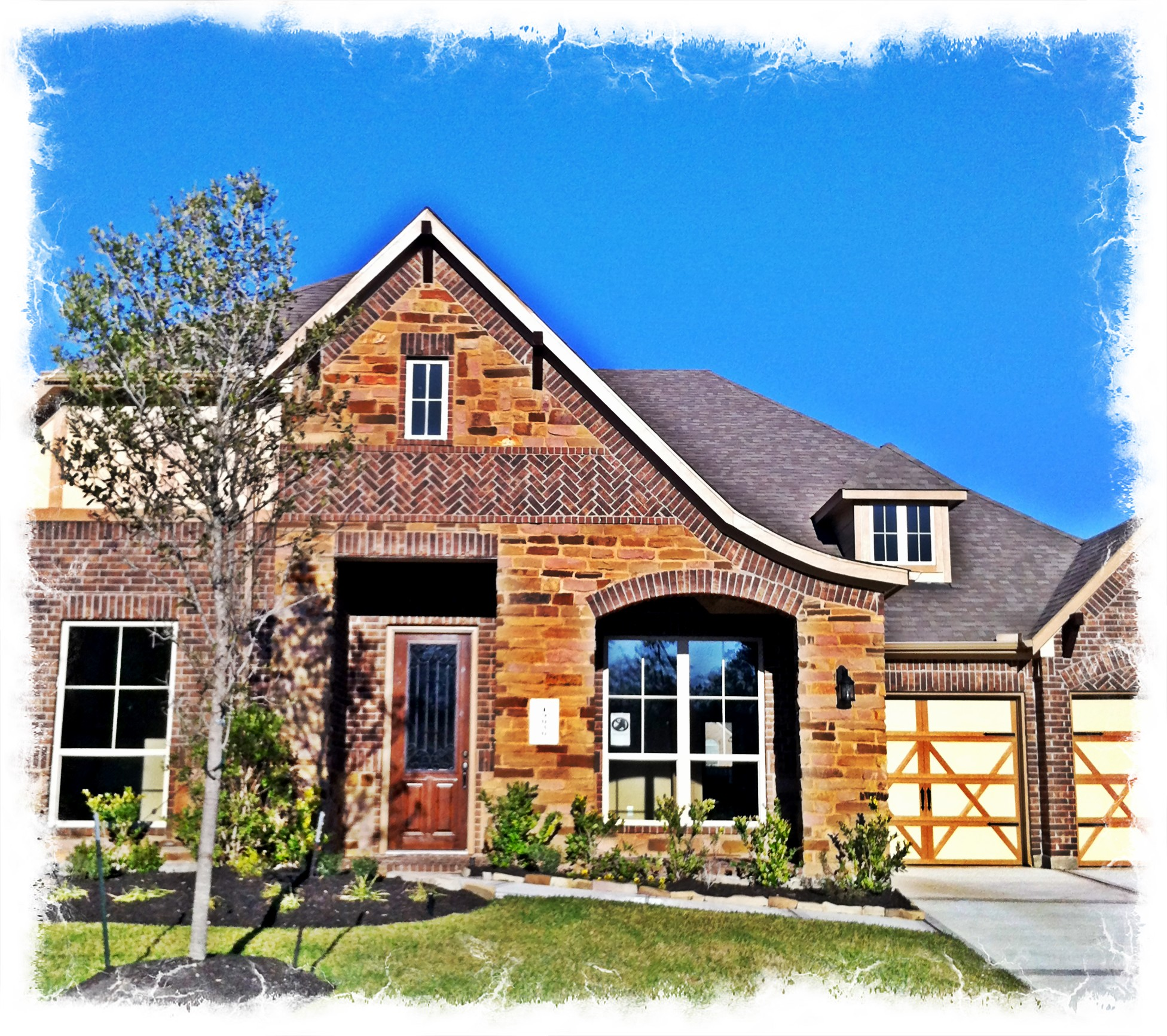 Cypress forest lakes spring texas d r horton spring for Cypress house