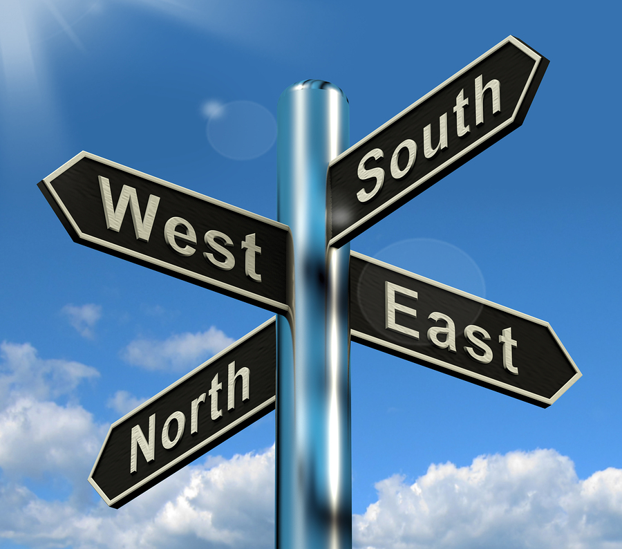 North South East West … which is best for resale ...