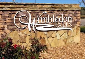 Wimbledon Falls Spring