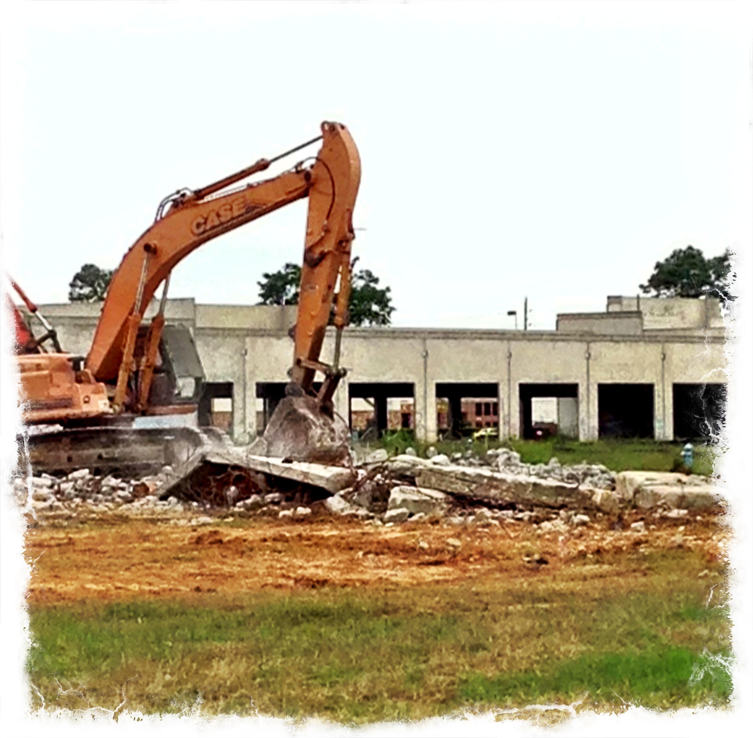 Construction At Gleannloch Farms