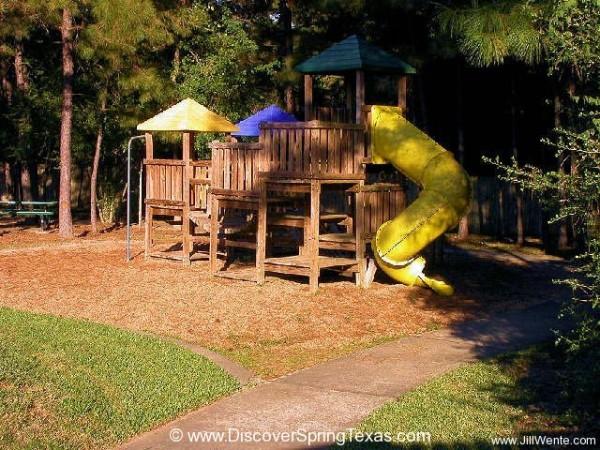 Cypresswood Glen Estates playground