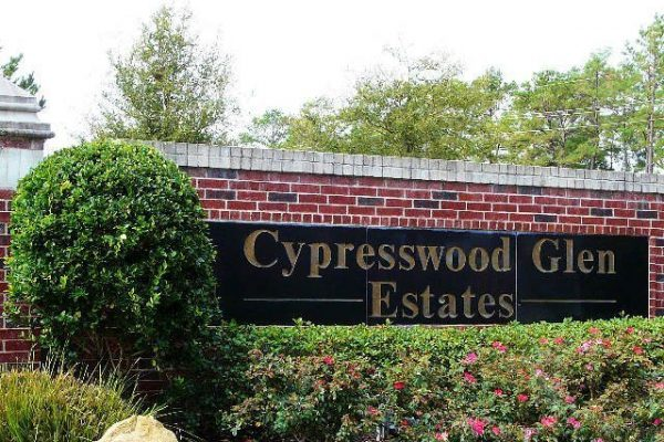 Cypresswood Glen Estates Spring TX