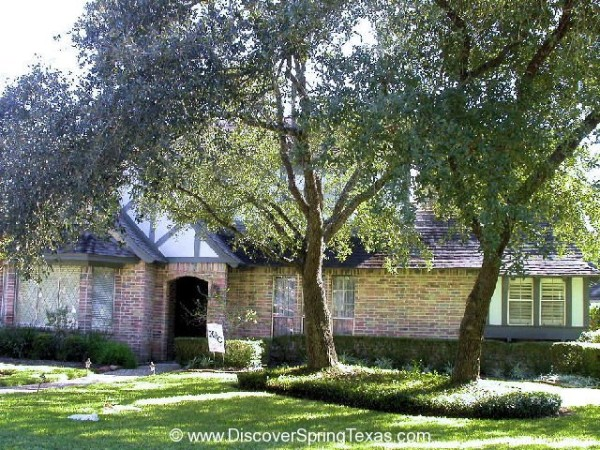 house for sale Cypresswood Spring TX