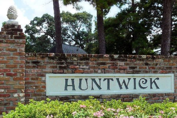 Huntwick Forest Houston TX