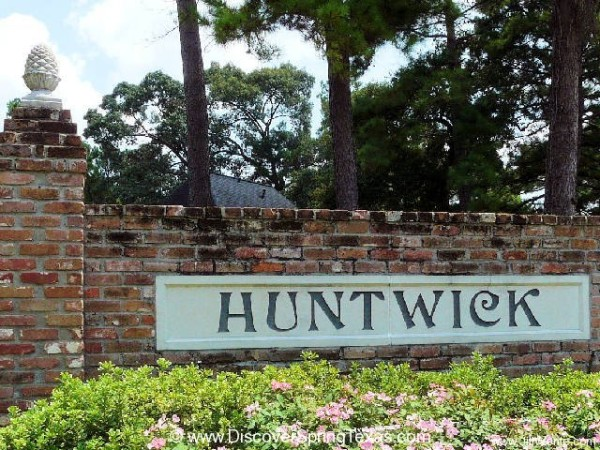 Huntwick Forest Houston TX