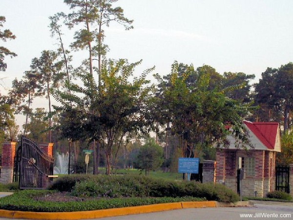 Lakes of Cypress Forest gated community