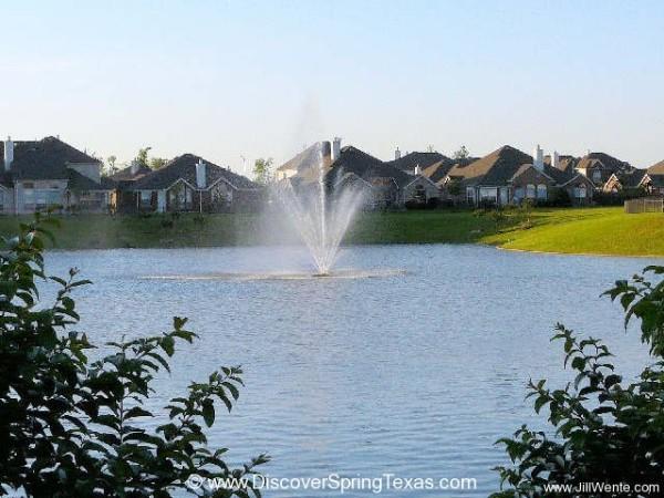 Louetta Lakes Spring Texas