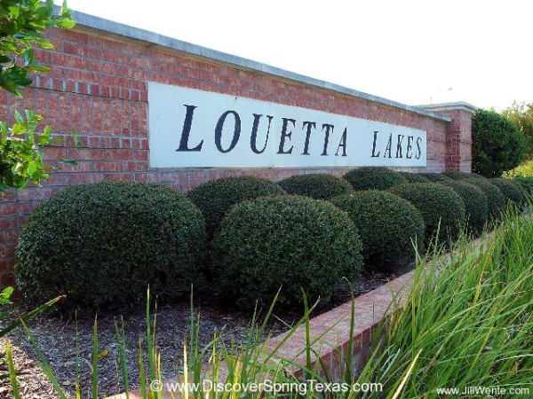 Houses for sale Louetta Lakes