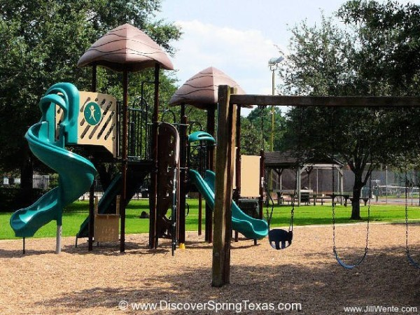 Spring Creek Forest playground