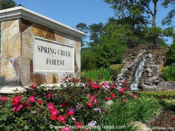 Spring Creek Forest homes for sale