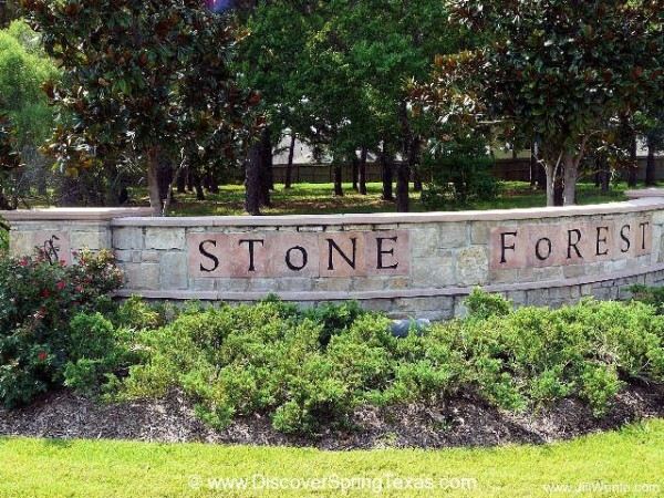 Stone Forest Spring TX