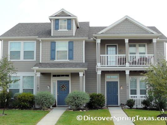 ... Spring Texas; Legends Ranch Patio Homes ...