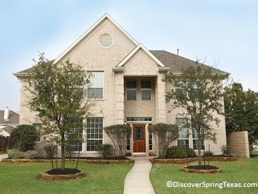 Canyon Lakes Spring TX homes