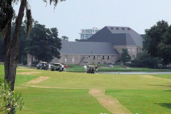 Champion Forest Raveneaux golf club