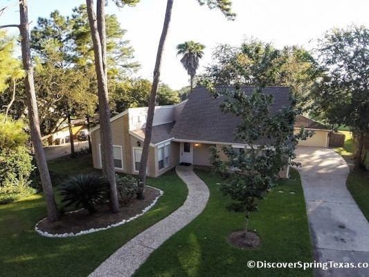 Cypresswood Spring Texas houses