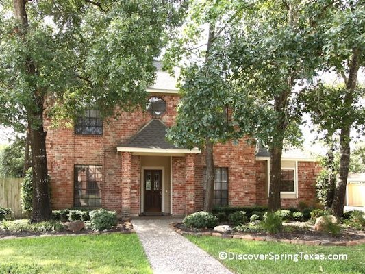Cypresswood Spring TX homes