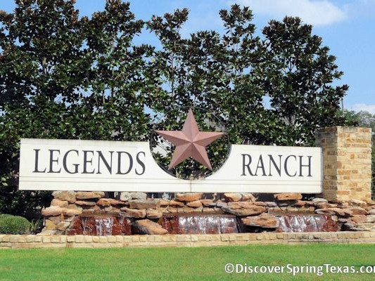 Legends Ranch Rayford Spring TX