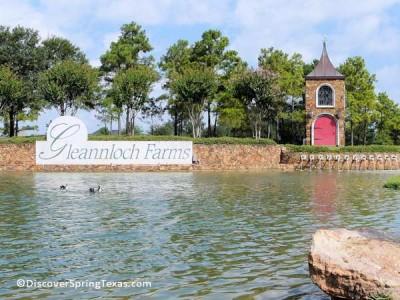 Gleannloch Farms Spring TX