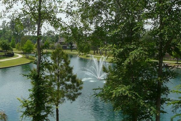 Lakes of Cypress Forest Spring Texas