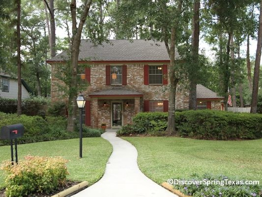 homes for sale Spring Creek Forest