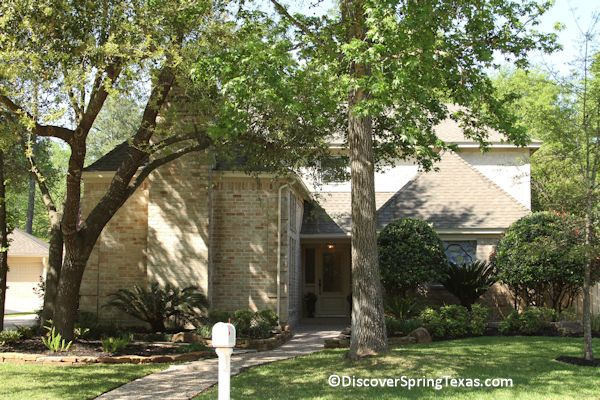 Spring Creek Oaks homes