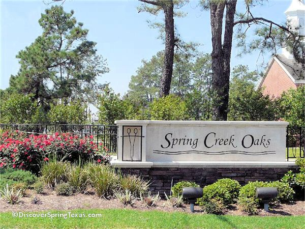 Spring Creek Oaks homes for sale