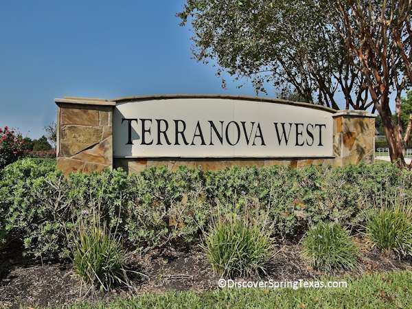 Terranova West homes for sale