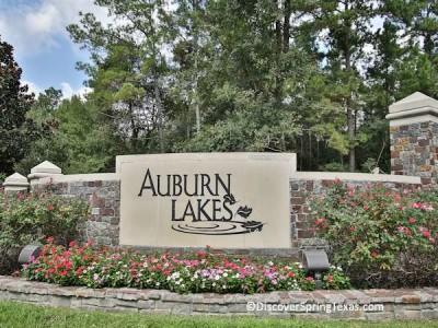 Auburn Lakes Spring Texas