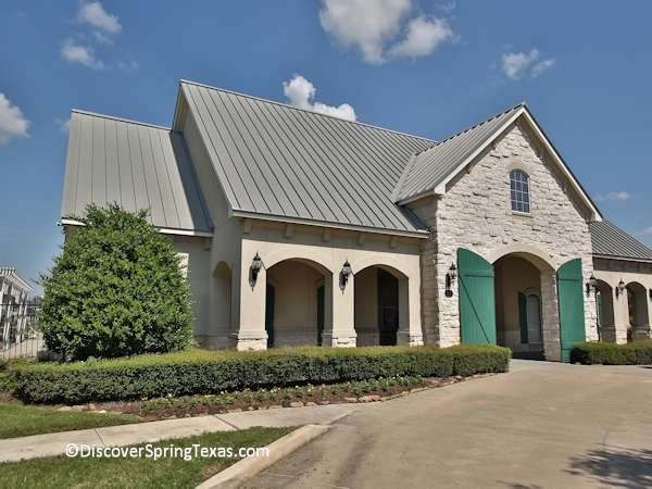 Country Lake Estates Spring Texas